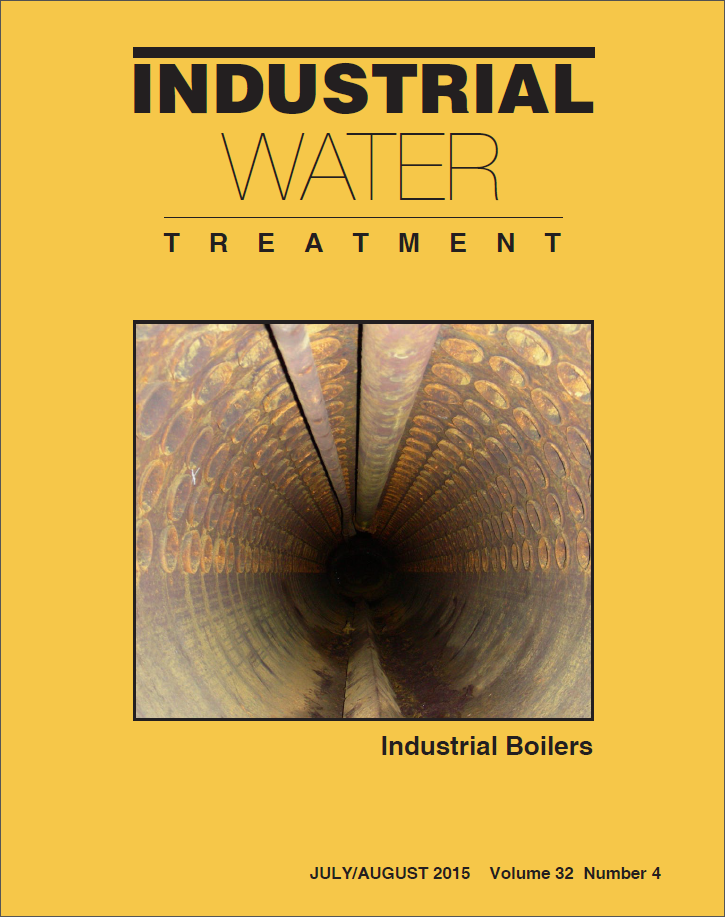 Industrial Water Treatment Magazine, Volume 32 Number 4, (July/August 2015)